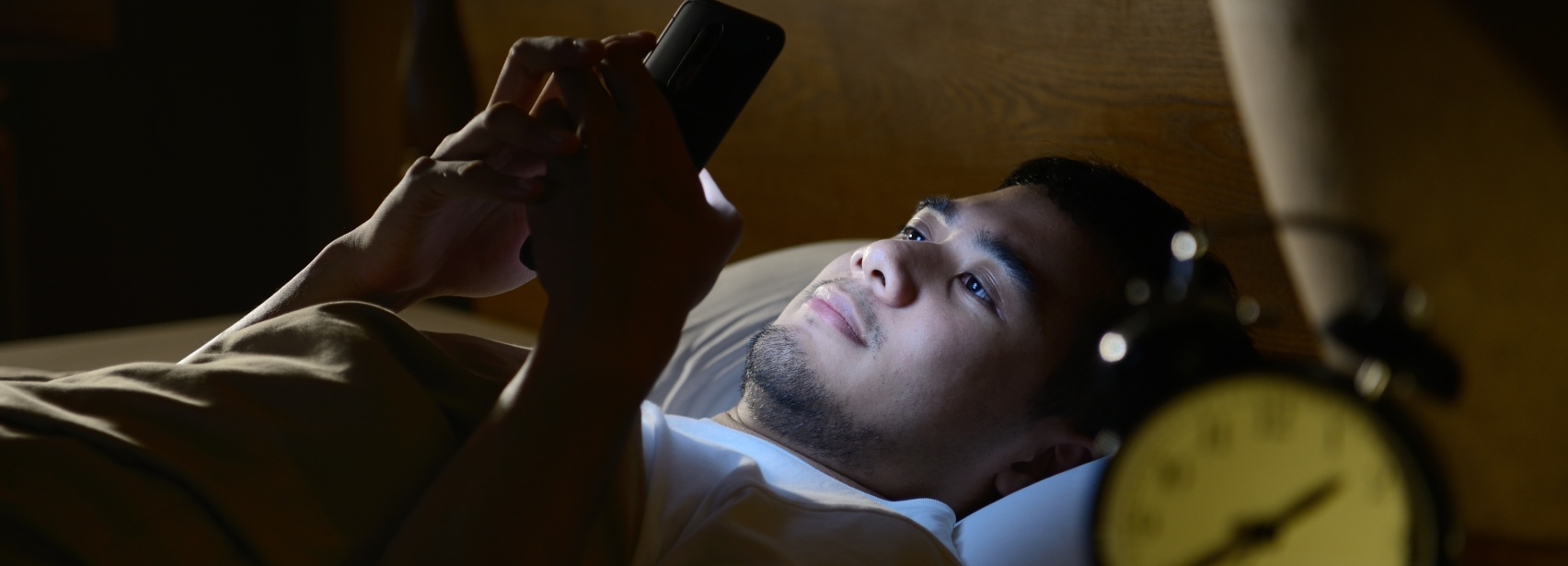 Blue Light: Your Device is Disrupting Your Sleep