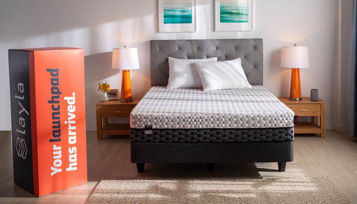 Layla Mattress Launchpad