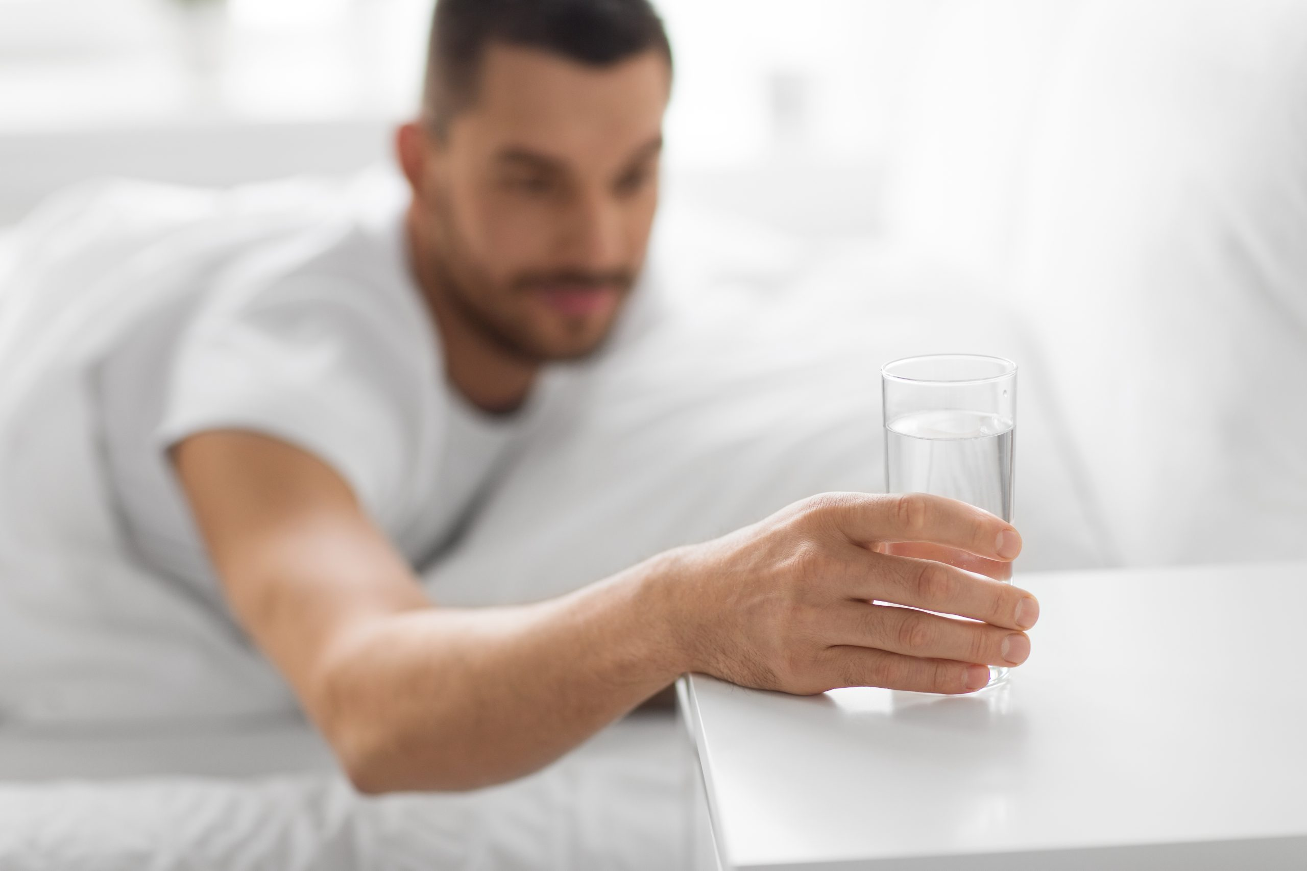 Should I Drink Water Before Bed? How Hydration Impacts Sleep