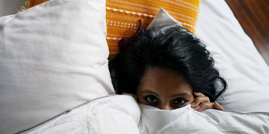 Nocturnal Panic Attacks While Sleeping