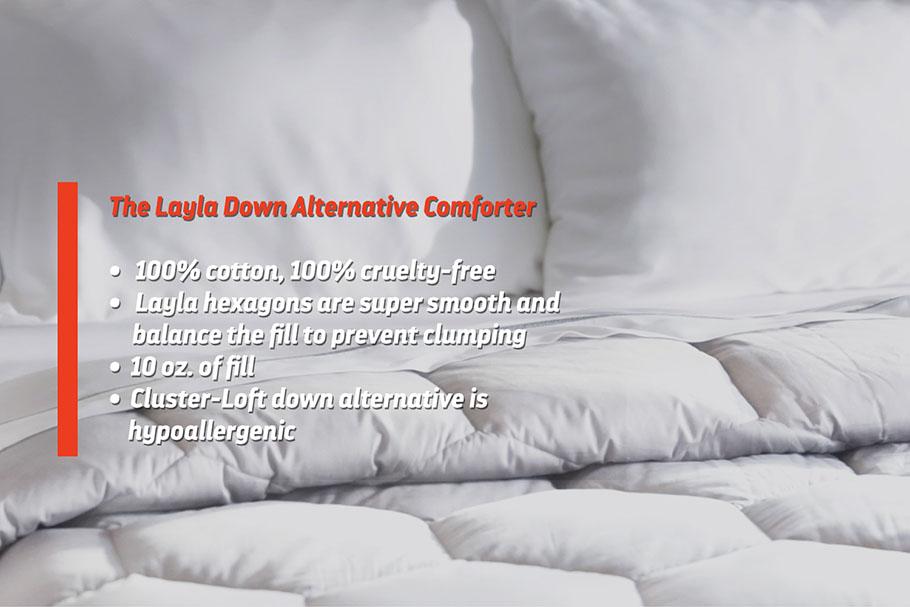 Sleep width layla